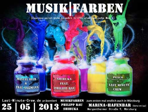 Musik Farben